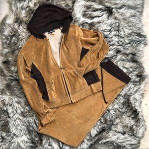 Bebe hoodie & pant set